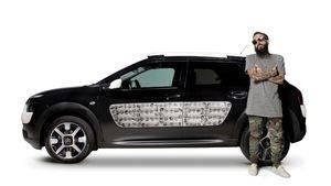 Citroën C4 Cactus el primer vehículo con tattoos