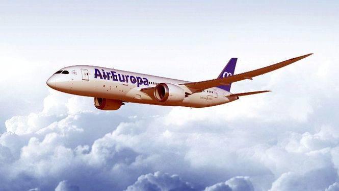 Air Europa refuerza su ruta a Tel Aviv con dos frecuencias más y con la flota Dreamliner