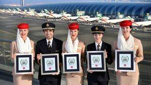 Emirates, nombrada Mejor Aerolínea del Mundo en los Premios Travelers' Choice de TripAdvisor