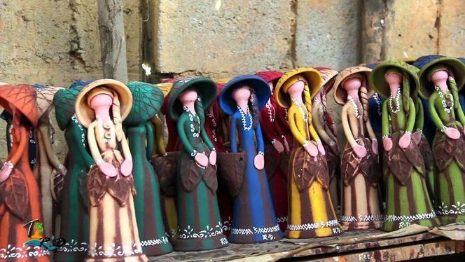 La artesanía dominicana: una herencia española, africana y taína