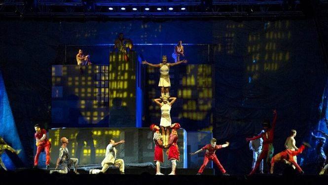 Scalada Stelar, un viaje al más allá del Cirque du Soleil en Andorra