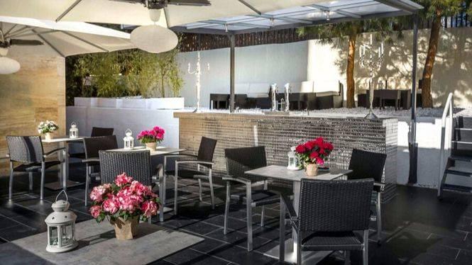 Una terraza al Socaire