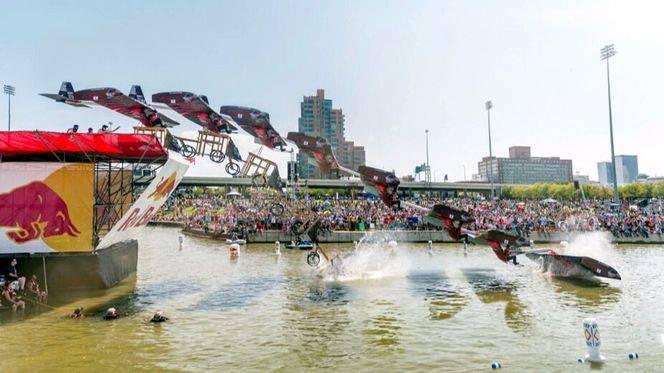 Red Bull Día de las Alas, llega a Gijón el 3 de Septiembre
