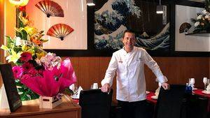 El primer restaurante japonés de España cumple 50 años