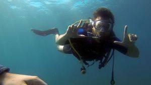 Turismo bajo el agua: la experiencia de bucear