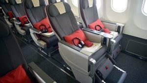Iberia presenta su primer avión con la nueva clase Turista Premium