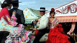 Vive la Feria de Abril en el corazón de Madrid