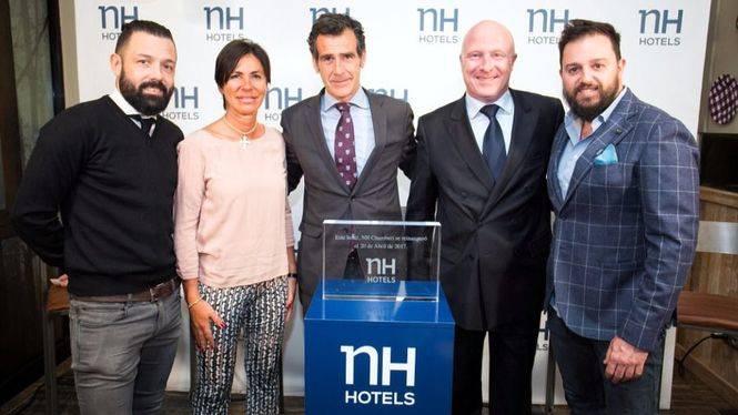 NH Hotel Group presenta un nuevo cuatro estrellas en Madrid: El NH Chamberí