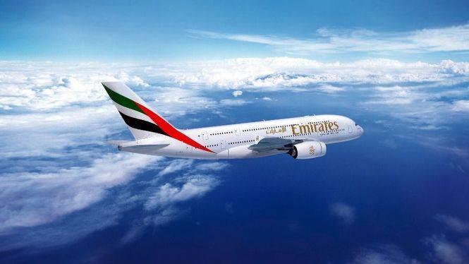 Emirates operará sus cuatro vuelos diarios desde España exclusivamente con el A380