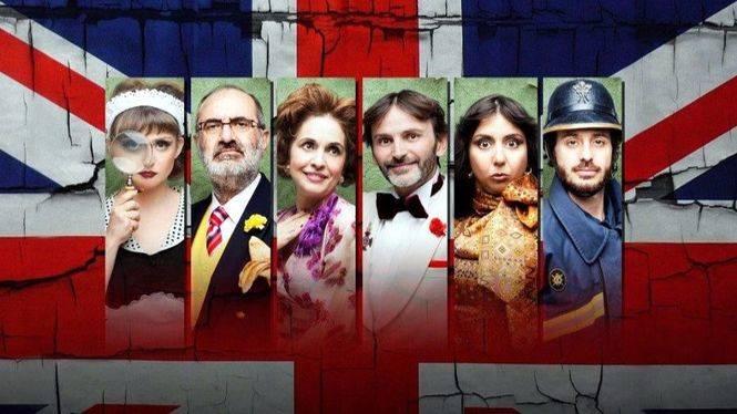 El Teatro Español estrena La cantante calva, dirigida por Luis Luque