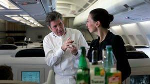Michel Roth a los mandos del menú Business de Air France