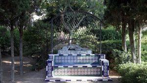 Los Jardines de Marivent abrirán al público con una exposición de esculturas de Joan Miró