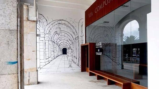 Ferrol impulsará el Camino Inglés entre los turistas británicos