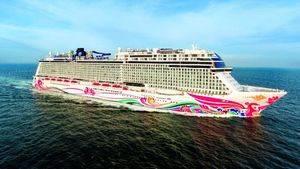 Norwegian Cruise Line recibe el primer barco construido especialmente para China
