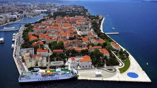 Lo mejor de Croacia, el mar, la gastronomía y el clima en Zadar