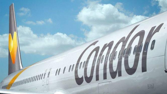 Condor inaugura sus vuelos a San Diego