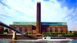 En la Tate Modern de Londres: Giacometti