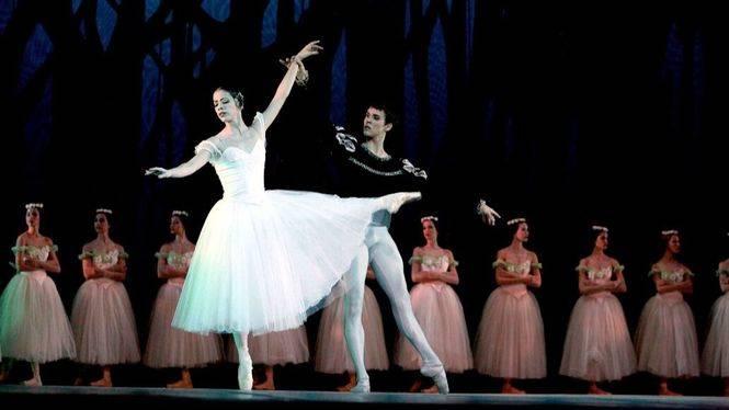 Giselle, por el Ballet Nacional de Cuba, en los Teatros del Canal