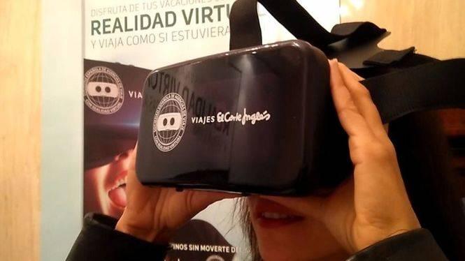 La realidad virtual en la Travel Experience de Viajes el Corte Ingles