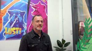 """Oscar Giménez: """"Me considero un artista por encargo"""""""