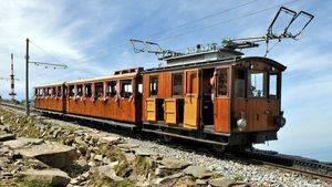 El Petit Train de la Rhune desde el año 1924