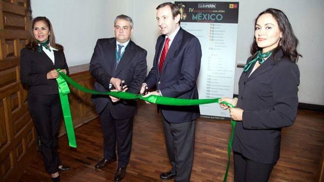 Guía Peñin triunfa en México y Nueva York con sus Salones Selección
