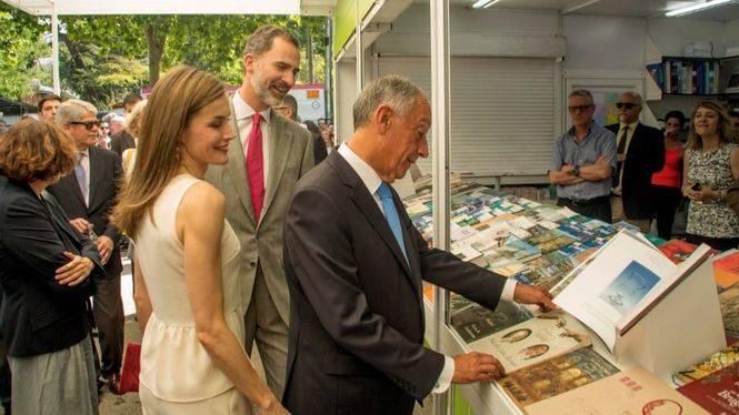 Inaugurada la 76ª Feria del Libro de Madrid