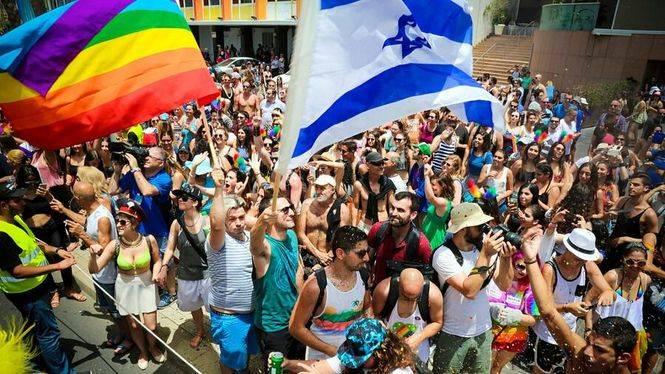 Tel Aviv se prepara para una Semana del Orgullo