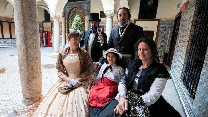 Almendralejo celebra la XII Ruta Literaria del Romanticismo
