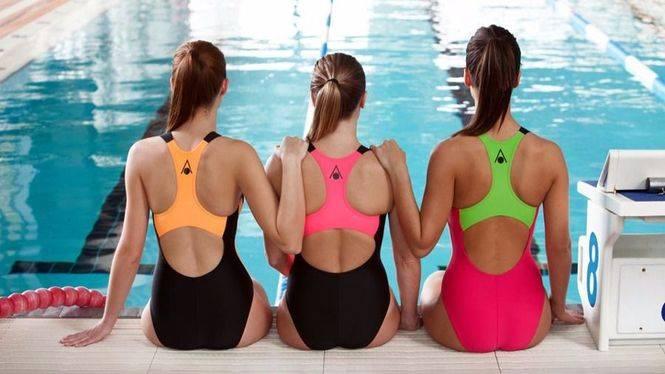 """""""Lap Swimmer Contemporary"""" la nueva gama de bañadores de Aqua Sphere"""