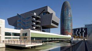Edificio Disseny Hub Barcelona