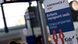 Air France convierte en mágicas las vacaciones de los niños
