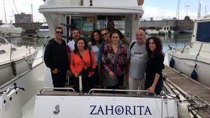 Cádiz colabora con varios medios internacionales para que conozcan el atún