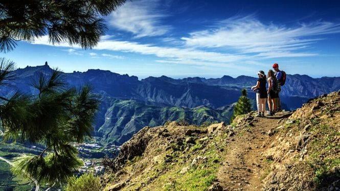 Descubrir Gran Canaria caminando, todo un placer