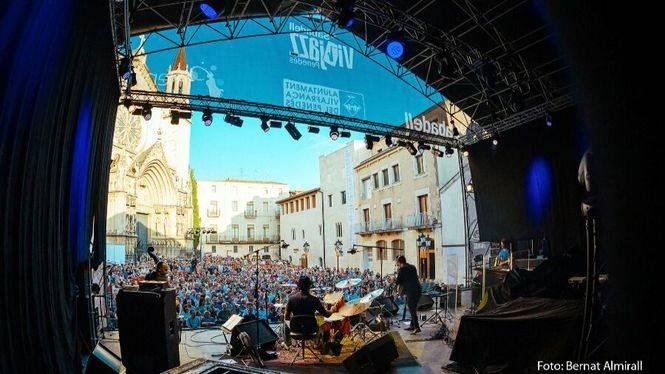 El Festival Banc Sabadell Vijazz Penedès, cumple este año su 11ª edición