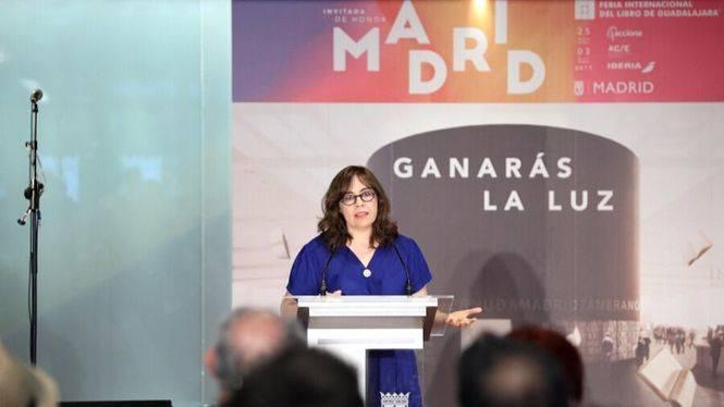 Madrid, ciudad invitada a la 31ª Feria Internacional del Libro de México