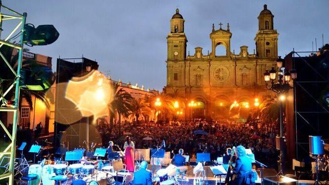 Las Palmas de Gran Canaria conmemora el 539 aniversario de su fundación
