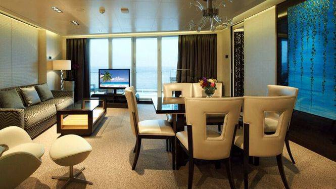 Un crucero de lujo a bordo de la flota de Norwegian Cruise Line