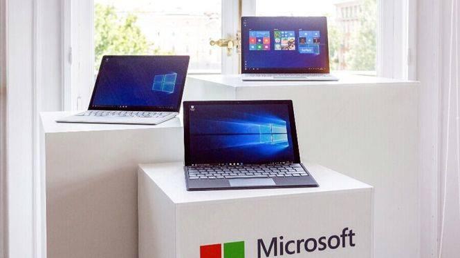 Surface Pro y Surface Laptop llegan a España el próximo 15 de junio