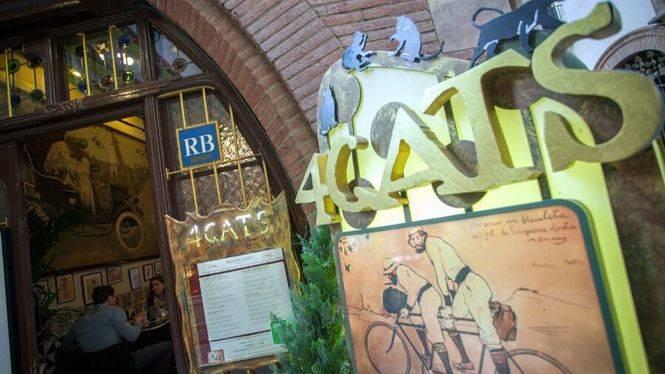 El Restaurant 4 Gats cumple 120 años