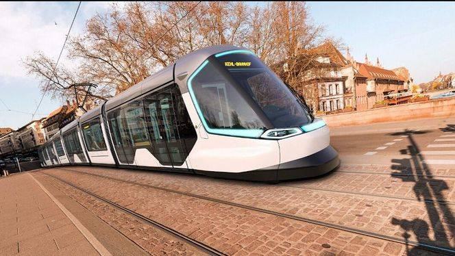 El primer tranvía concebido por Peugeot y Alstom unirá Francia con Alemania