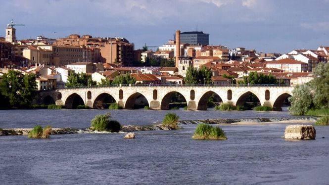 Zamora, una ciudad inseparable de su río