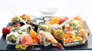Cuatro formas originales de celebrar el Día Internacional del Sushi