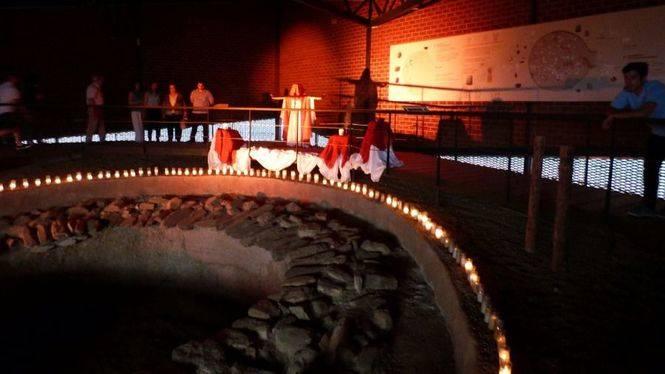 Almendralejo celebra El Festival del Solsticio de Verano en el sepulcro de Huerta Montero