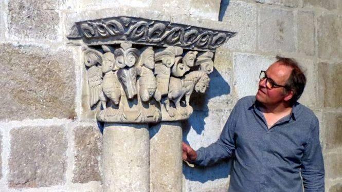 Christoph Strieder concejal de Turismo, Comercio y Barrios de Zamora