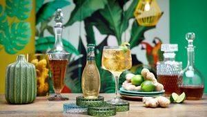 Ginger Ale & Jengibre (Jamaica)