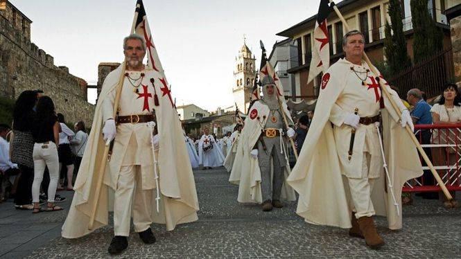 Ponferrada celebra la Noche Templaria del 28 de junio al 2 de julio