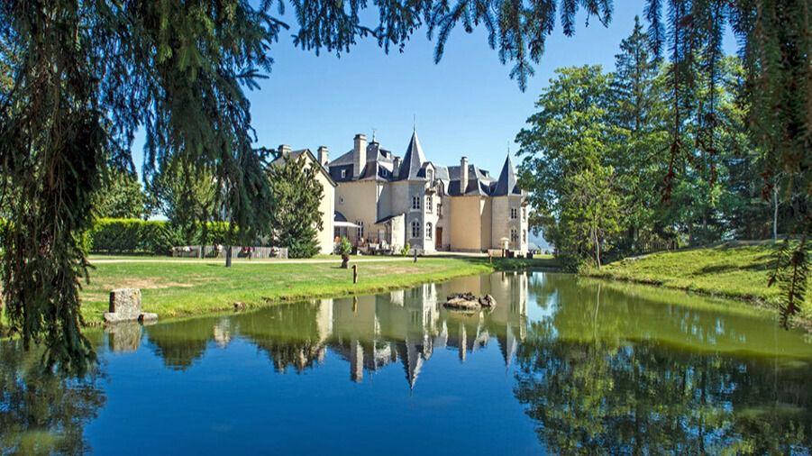 Castillos franceses y casas pairales para unas excelentes las ...
