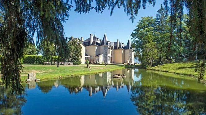 Castillos franceses y casas pairales para unas excelentes las vacaciones de verano