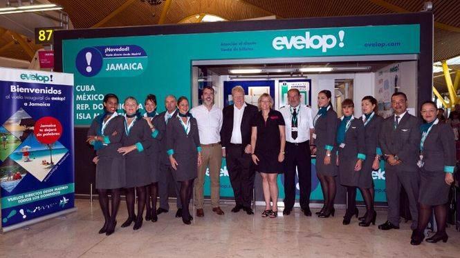 Quelónea, primer touroperador en ofertar vuelo directo a Jamaica
